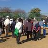 上依知4町・猿ヶ島後援会グラウンドゴルフ大会